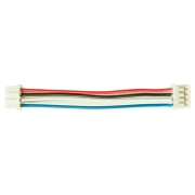 4 Wires 2.00mm 4F/4F, 2.5""