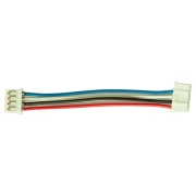 4 Wires 2.00mm 4F/5F, 2.5""
