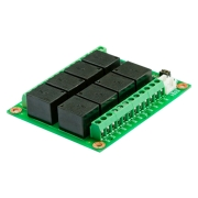 I2C Relay 12V 10A PCF8574A