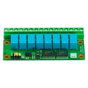 I2C Bus Small Relay, 5V, PCF8574A