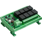 Modbus Relay Board, 12v
