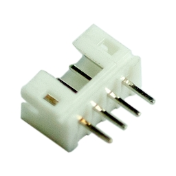 4-pin 2.00mm through-hole