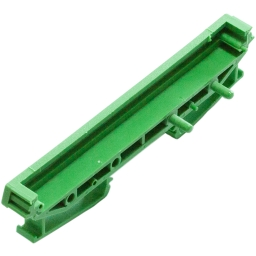 DIN-rail End Foot 107x11.5mm