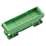 DIN rail 2pcs Foot 72x20.00mm