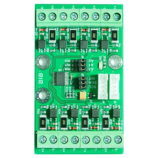 I2C OPTO 15-30V PCF8574A - Click Image to Close